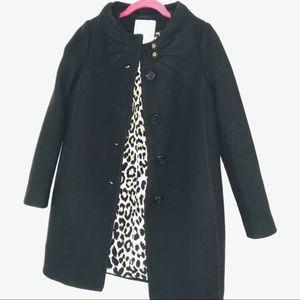 Black Kate Spade Coat